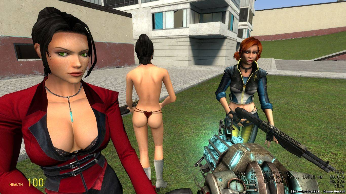 Garrysmod naked women pron video