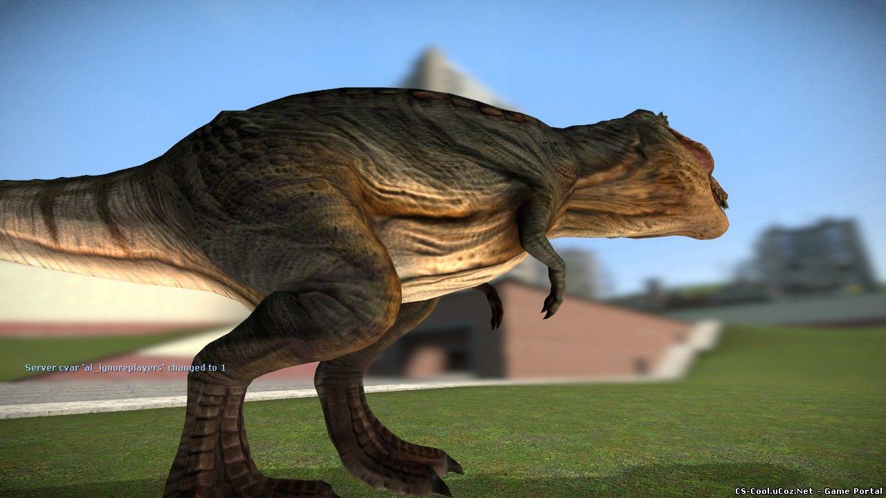 Майнкрафт dinosaurs